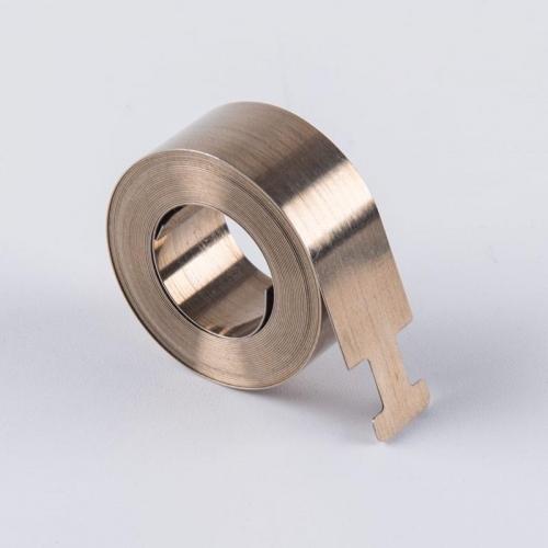 卷簧制作工艺流程(佳润弹簧)
